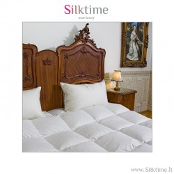 Universal Silktime Hungarian white goose down comforter, autumn duvet