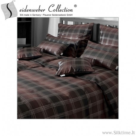 Silk jacquard duvet covers GILL