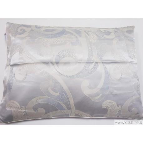 Jacquard silk pillow cases HYDRA