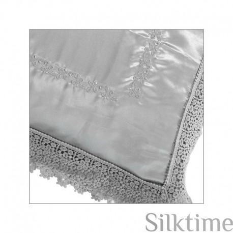 """Užvalkalai pagalvėms iš charmeuse šilko """"SKY"""""""