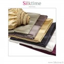 Fitted sheets from charmeuse silk