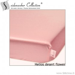 Silk fitted sheets HELIOS, Mulberry silk