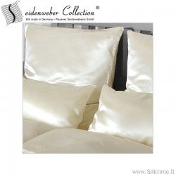 Natūralūs šilko užvalkalai pagalvėms HELIOS nature