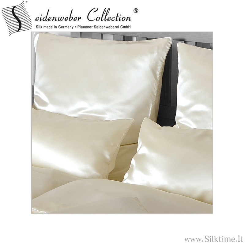Natural Silk Pillow Cases Helios Nature