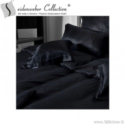 Silk jacquard duvet covers GALAXIA