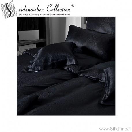 Silk jacquard duvet covers GALAXIA