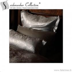 Jacquard silk pillow cases KORONA