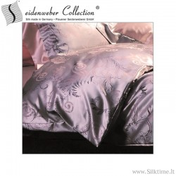 Silk jacquard duvet covers KAMI