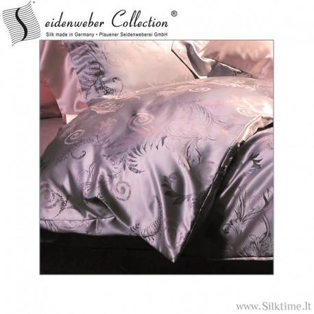 Silk jacquard duvet covers KAMI