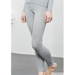Мягкие и теплые брюки для женщин из шерсти мериноса