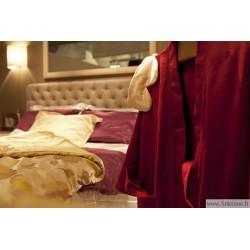 Шелковые чесучовые халаты