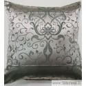 Jacquard silk pillow case Camille
