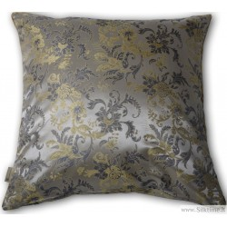 Jacquard silk pillow case Chantal