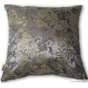 Jacquard silk pillow case Chantal