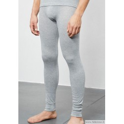 Soft and warm Merino wool men's pants
