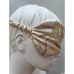 Silk eye mask KARMA