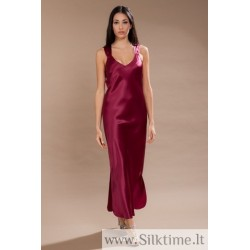 Silk nightgown BELLE pura seta