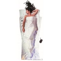 """""""COCOON"""" шелковый спальный мешок """"TravelSheet"""", белый"""