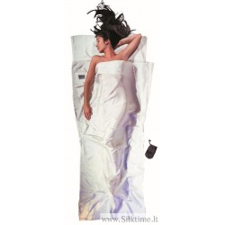 COCOON silk sleep sack TravelSheet off-white