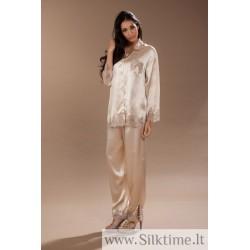 Natūralaus šilko pižama CRISTY