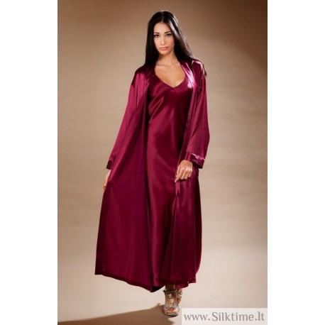 Silk robe GERRARDINE