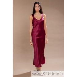 Silk nightgown BELLE pura seta
