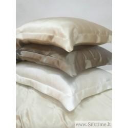 22 momų mulberry šilko Oksfordo stiliaus pagalvių užvalkalai