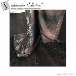 Одеяла из шелка и шерсти из Seidenweber Collection Gill