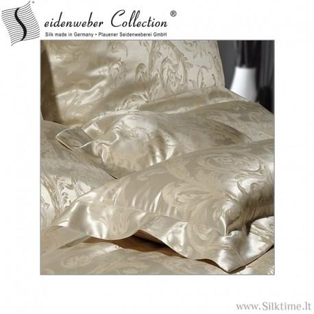 Pillow cases Eyla Elegance, jacquard tussah silk