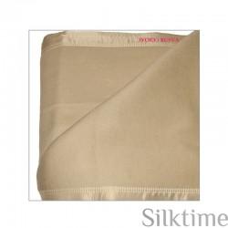 Чесучовое одеяло,  слоновой кости