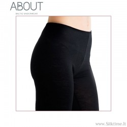 Ultra soft and warm Merino wool women's pants