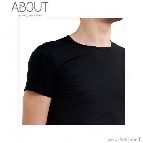 Ultra soft and warm Merino wool men's shirts