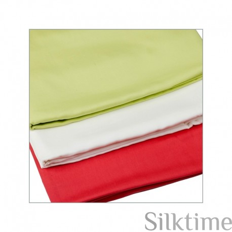 Duvet covers from habutai silk